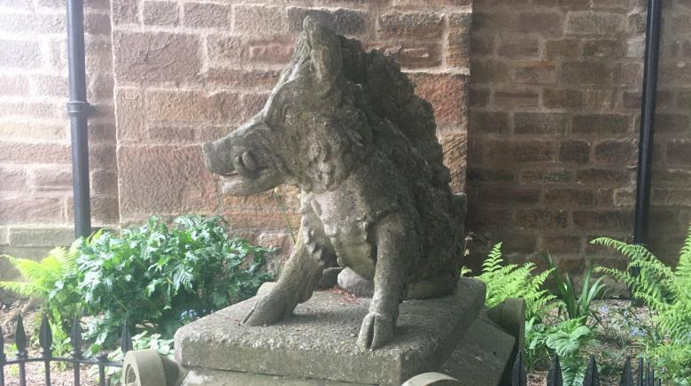 17th-century beer and Virginia creeper: discover The Boar's Head