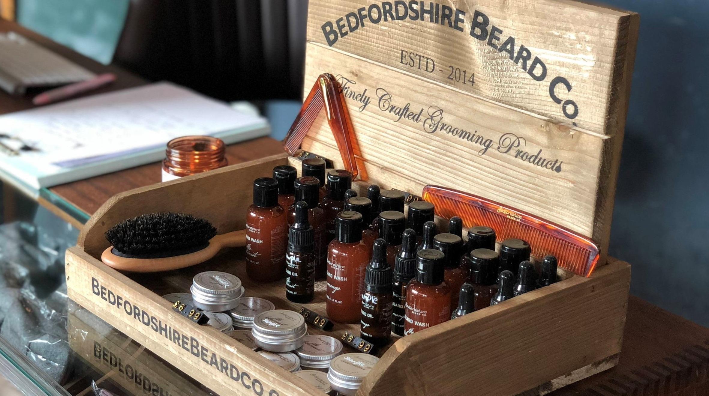 Fine beard oil & beard grooming kits for men from Bedfordshire  Beard Co.