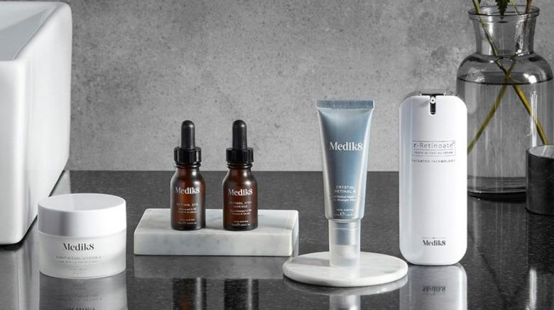 Struggling with fine lines? Medik8 is here to help with expert anti-ageing skincare